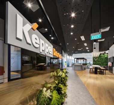 Keppel Data Centre